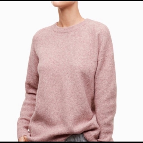 Aritzia group by Babaton thurlow sweater XXS